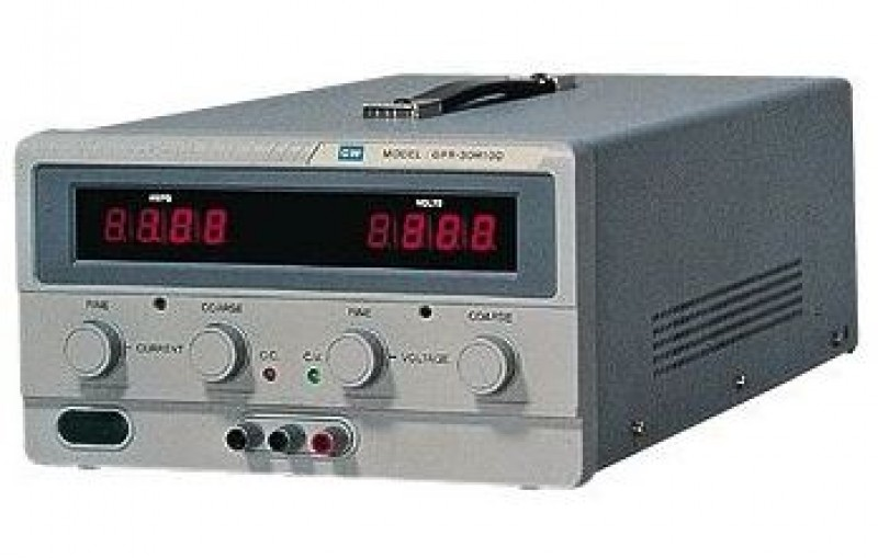 GW Instek GPR-30H10D Power Supply